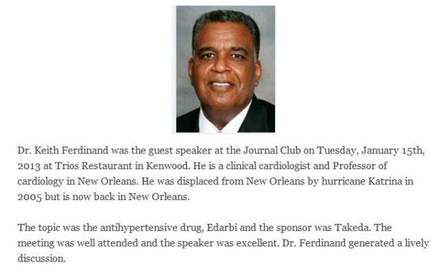 Keith Ferdinand